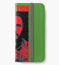 Fidel Castro art iPhone Wallet/Case/Skin