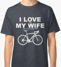 ICH LIEBE MEINE FRAU* Classic T-Shirt