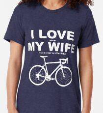 ICH LIEBE MEINE FRAU* Vintage T-Shirt