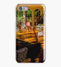 sitting room iPhone Case/Skin