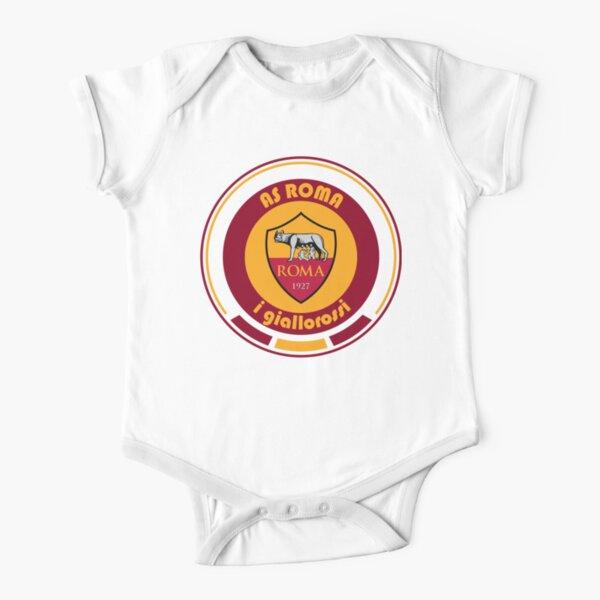 Serie A - Team AS Roma Short Sleeve Baby One-Piece