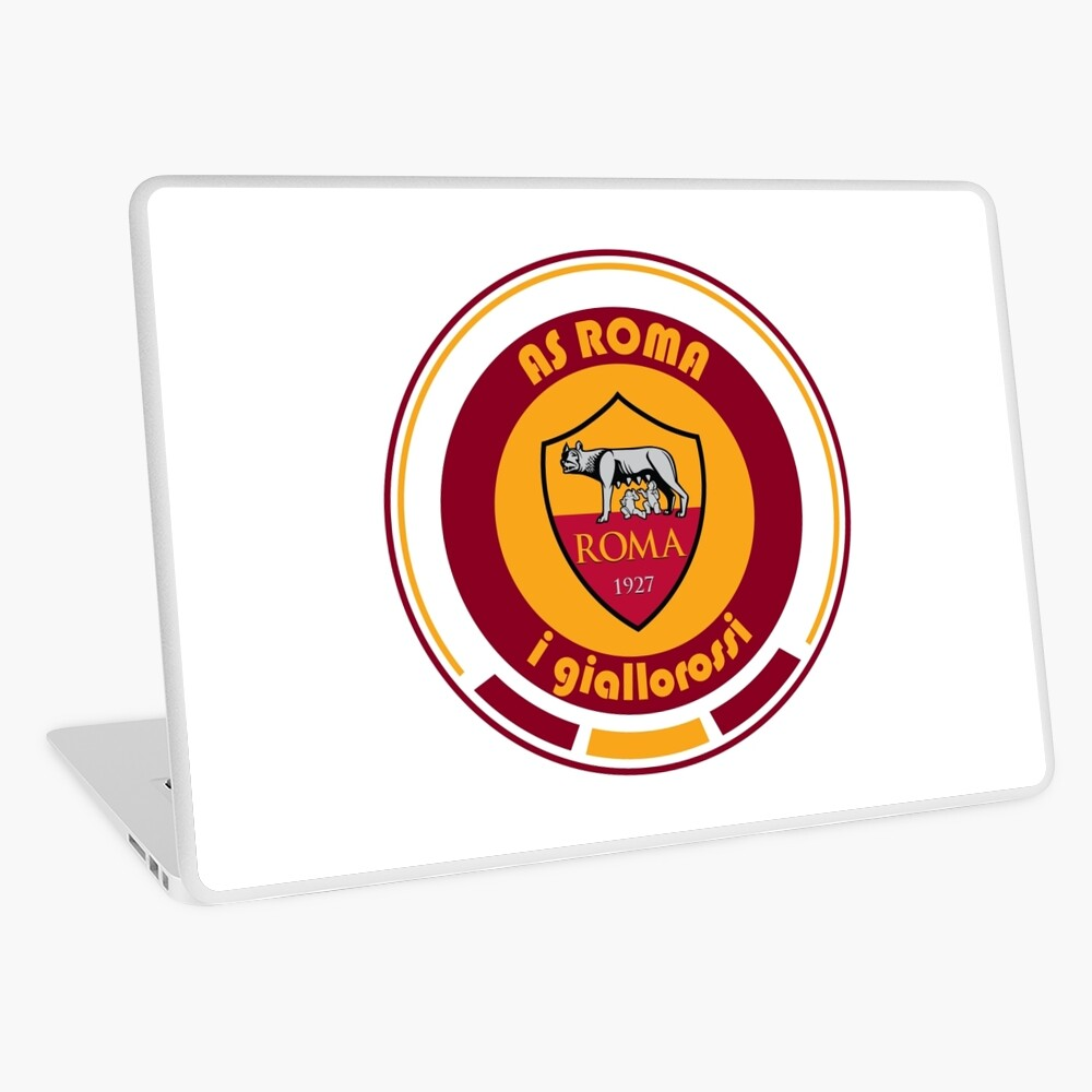 Serie A - Team AS Roma Laptop Skin