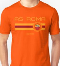 Serie A - AS Roma (Home Dark Red) Unisex T-Shirt