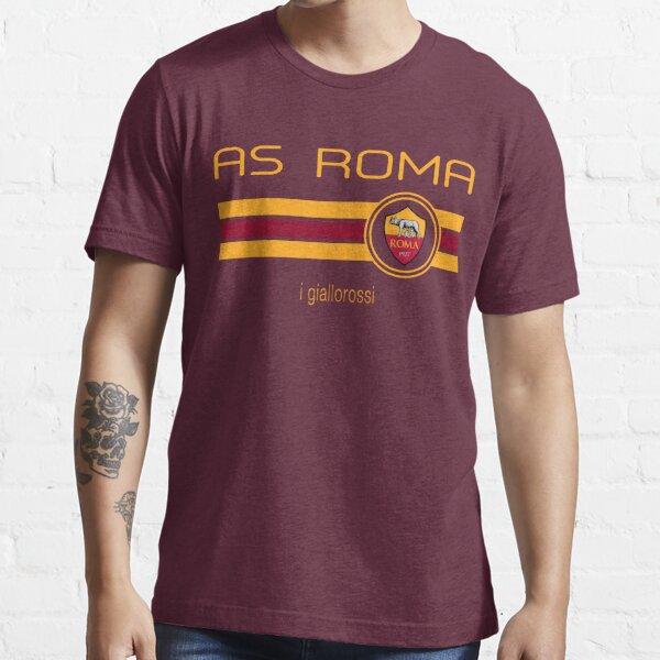 Serie A - AS Roma (Home Dark Red) Essential T-Shirt