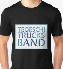 Tedeschi Trucks Band Tour 2017 Unisex T-Shirt