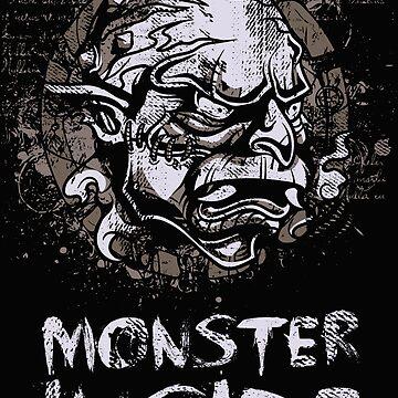 Monster Inside by Stylishfashion