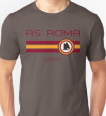 Serie A - AS Roma (Away Creme) Unisex T-Shirt