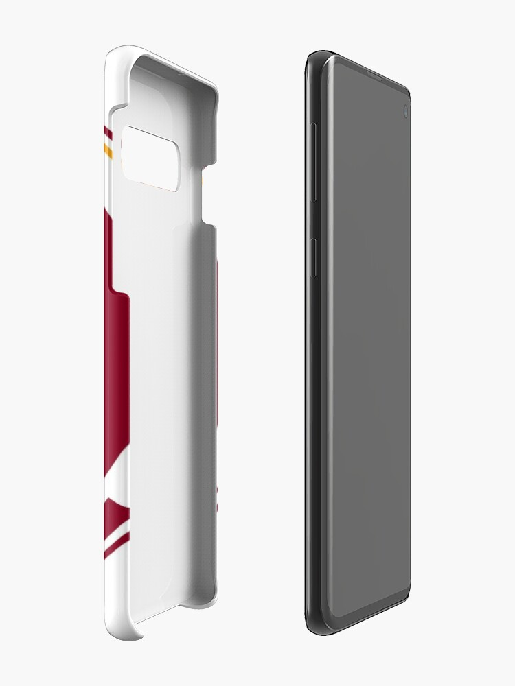 Alternate view of Serie A - Team AS Roma Cases & Skins for Samsung Galaxy