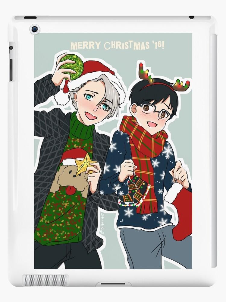 Yuri On Ice - Victuuri Christmas\