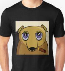Cigar Dog Unisex T-Shirt