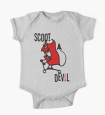 Scoot Devil (Large) One Piece - Short Sleeve