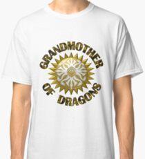 Grandma Of Dragons Classic T-Shirt