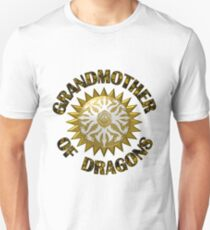 Grandma Of Dragons Unisex T-Shirt