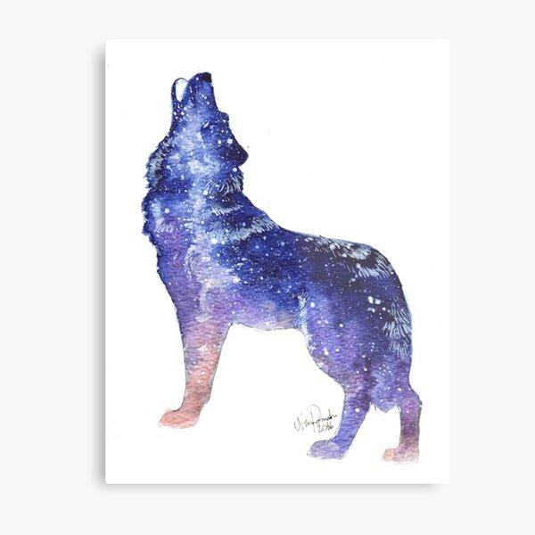 Canis Metal Print