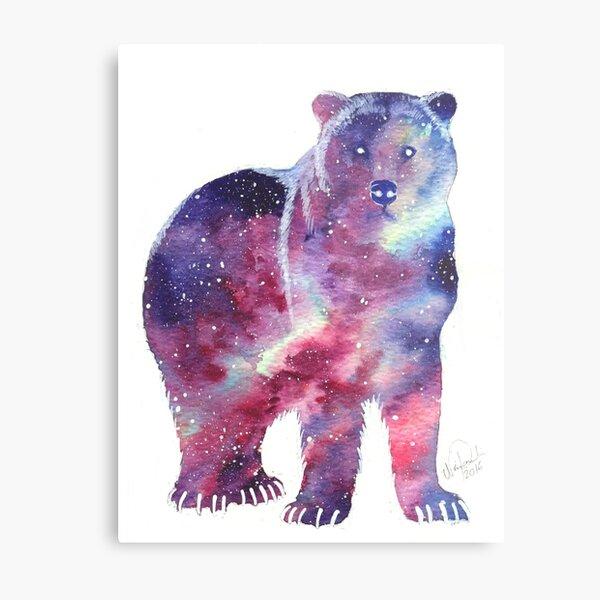 Ursa Metal Print