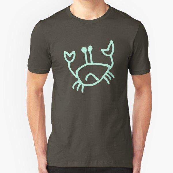 Crab Slim Fit T-Shirt