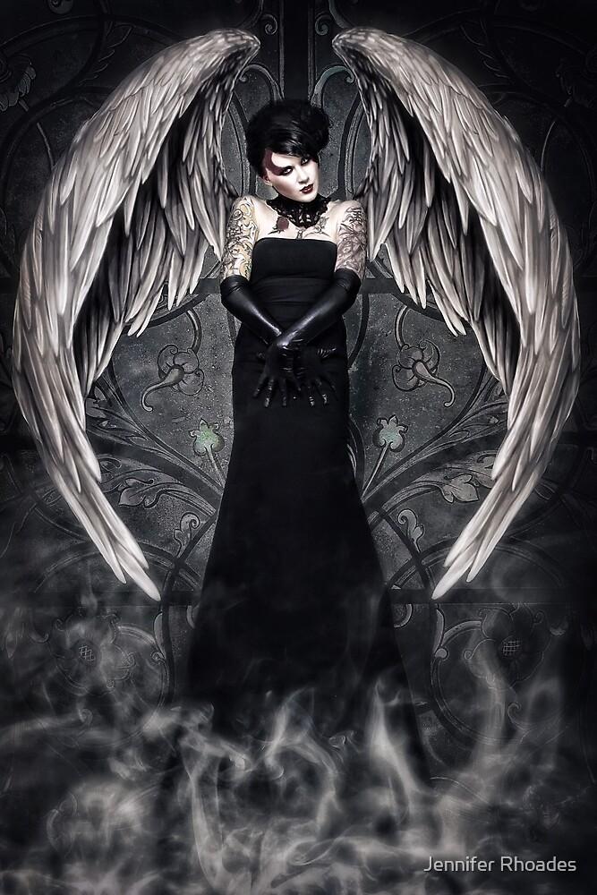 The Dark Phoenix by Jennifer Rhoades