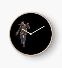 Frank West Clock