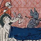 When Your Buddy's Soul Is Taken By The Devil by MaritaChustak