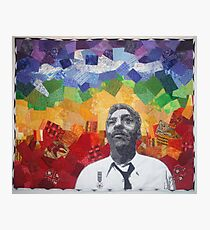 Bayard Rustin Presidential Medal of Freedom Photographic Print