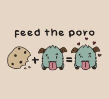 FEED THE PORO | Unisex T-Shirt