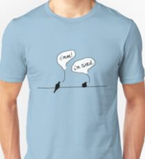 Two Birds on a Wire T-Shirt