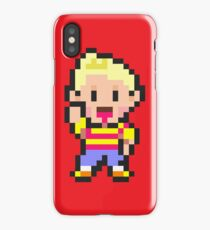 Lucas - Mother 3 iPhone Case/Skin
