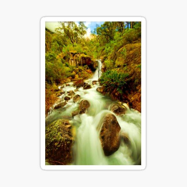Ladies Bath Falls, Eurobin Creek Sticker