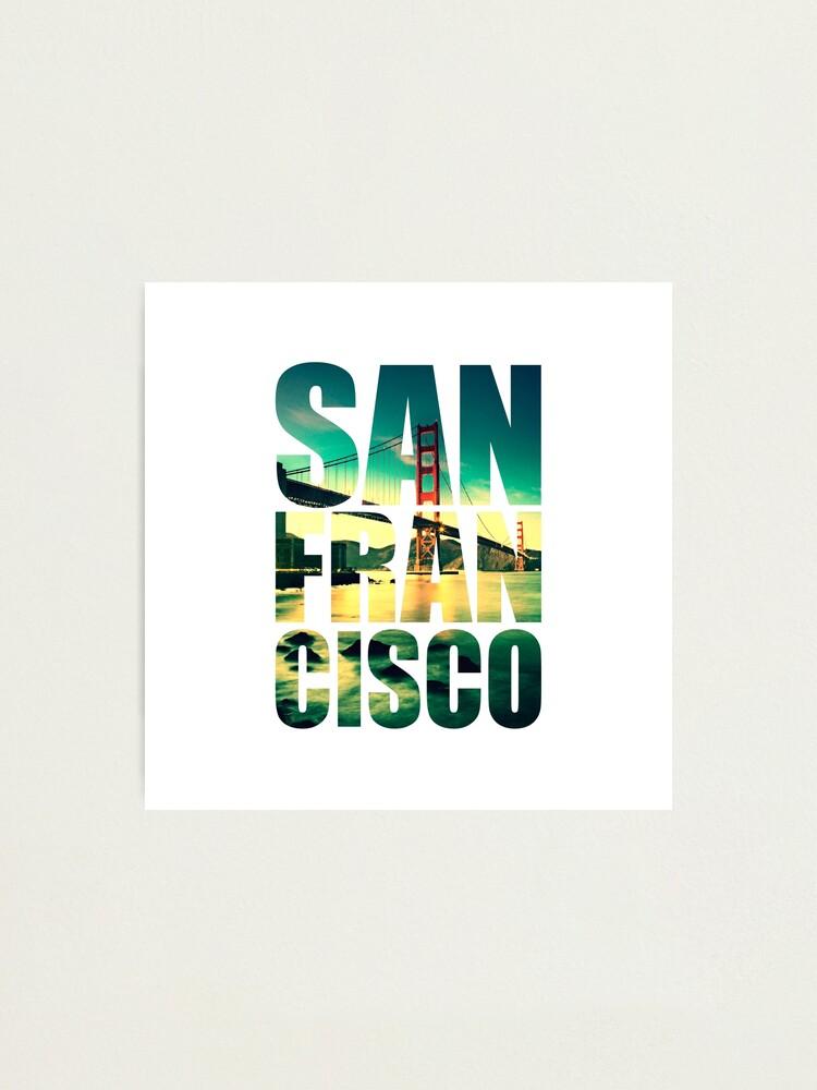 Alternate view of San Francisco, Golden Gate Photographic Print
