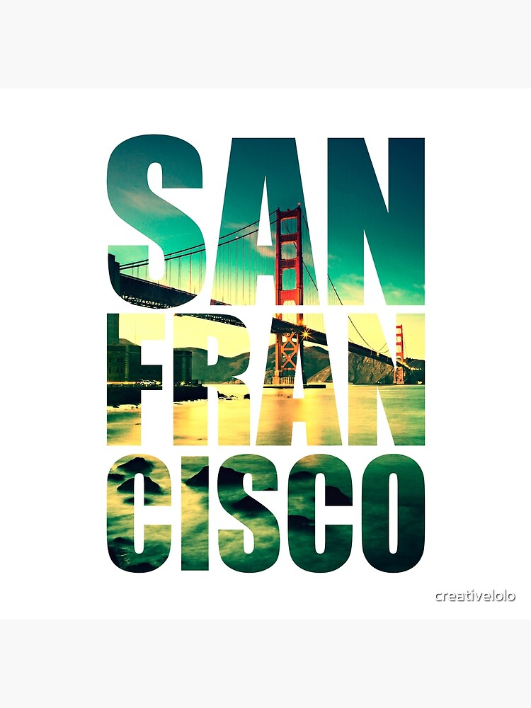 San Francisco, Golden Gate by creativelolo