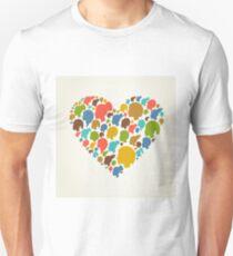 Hairdress heart T-Shirt