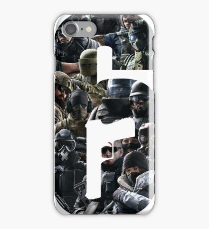 Rainbow Six: Siege iPhone Case/Skin