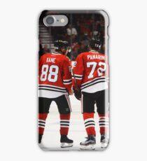 Artemi Panarin and Patrick Kane iPhone Case/Skin