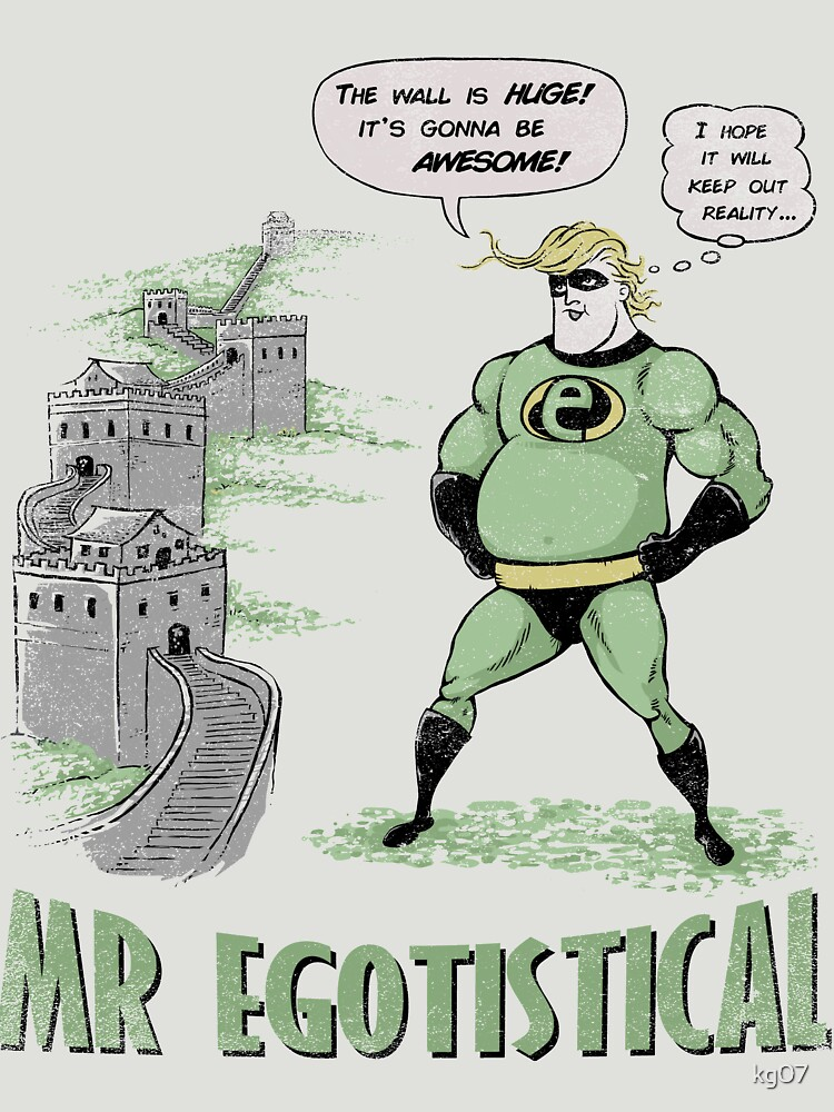 Mr Egotistical by kg07