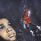 Michael Jordan Dreams by rda5301