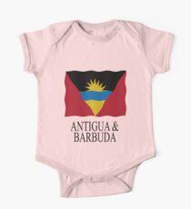 Flag Antigua and Barbuda Kids Clothes