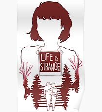 LIFE IS STRANGE - MAX Poster