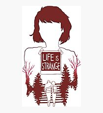 LIFE IS STRANGE - MAX Photographic Print