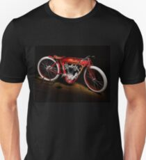 Indian 8-Valve Board Tracker Unisex T-Shirt