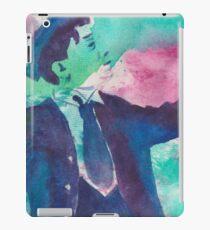 buster watercolour iPad Case/Skin