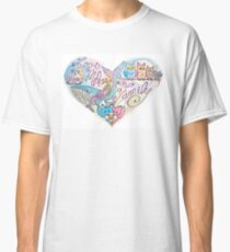 Love Makes a Family Classic T-Shirt