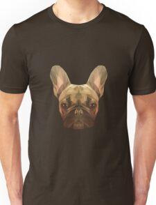 French bulldog. Unisex T-Shirt