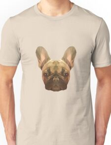 French bulldog. Unisex T-Shirt