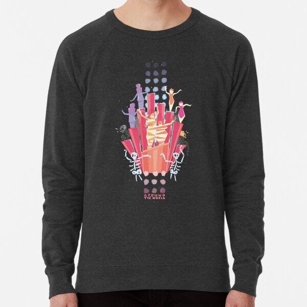 Around the World Lightweight Sweatshirt