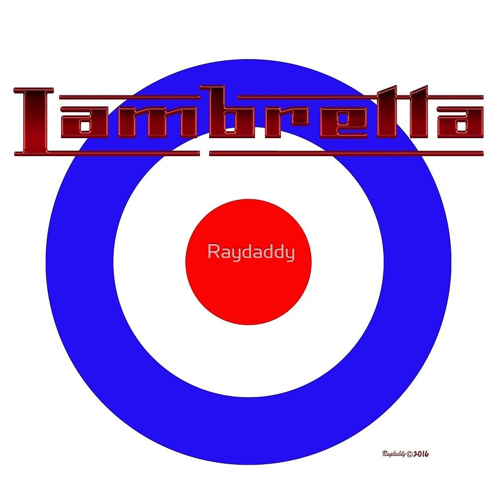 Lambretta by Raydaddy