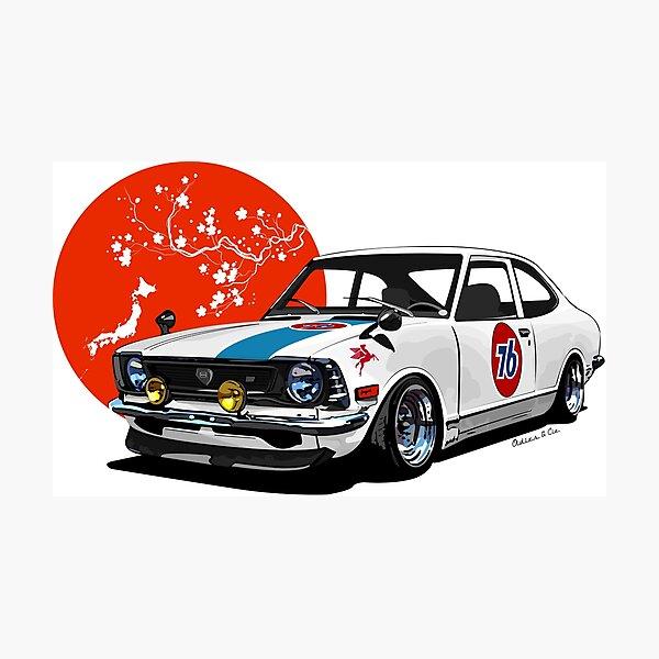 Japan drift Photographic Print