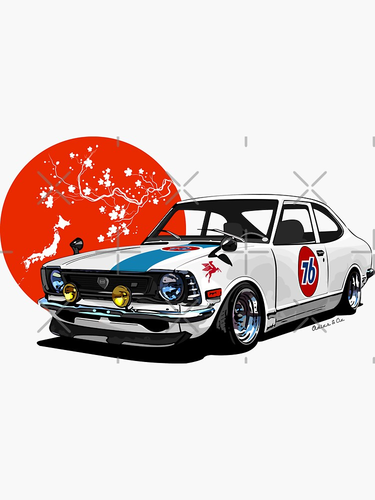 Japan drift by oldiescie
