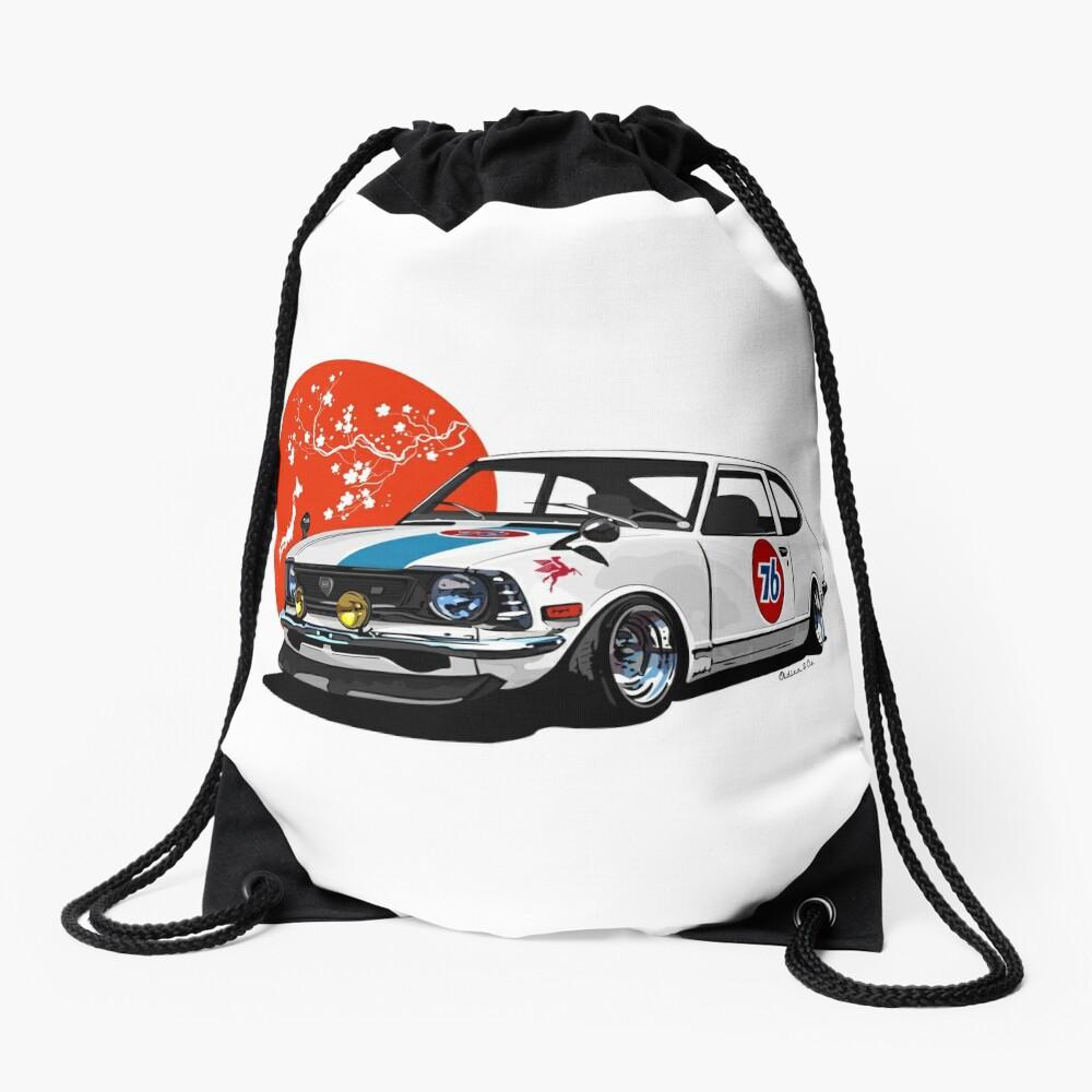 Japan drift Drawstring Bag