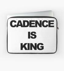 Cadence is King Laptop Sleeve
