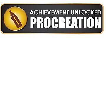 Achievement Unlocked Procreation von TheFlying6